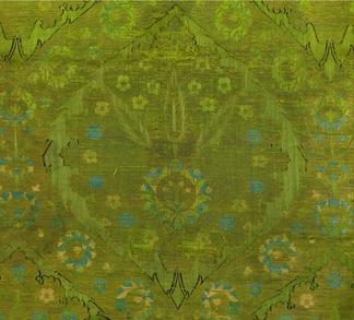 Ottoman textiles and Greek clerical vestments: prolegomena