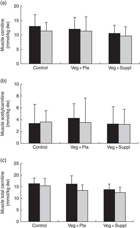 impact of vegan diet on urine creatine