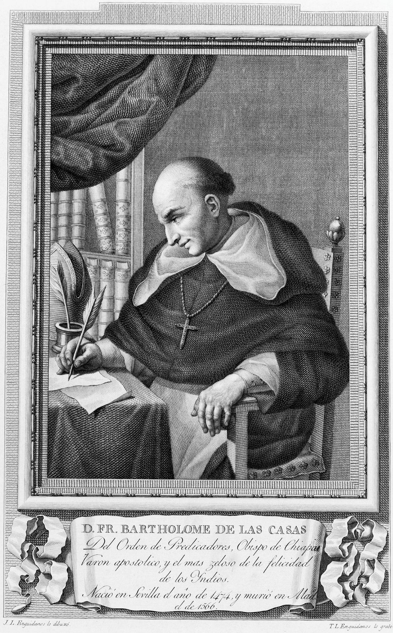 Bartolomé de Las Casas (Chapter 5) - Great Christian Jurists