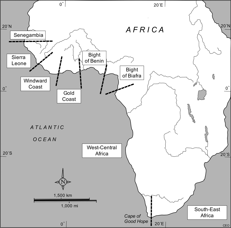 Foundations of the Seventeenth-Century English Atlantic
