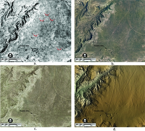 Remote Sensing of Chaco Roads Revisited