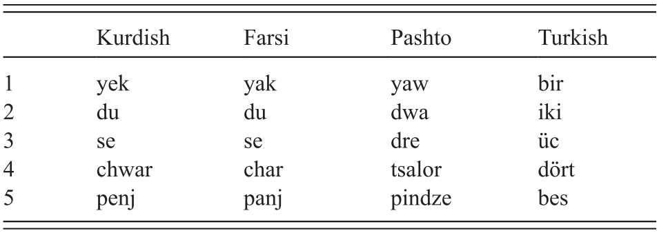 A Typology of Language Conflicts (Part III) - Language