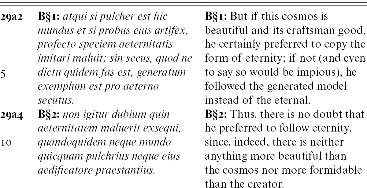 Cicero (Chapter 2) - Plato's Timaeus and the Latin Tradition