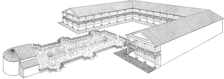 Roman Villas (Part III) - The Roman Villa in the