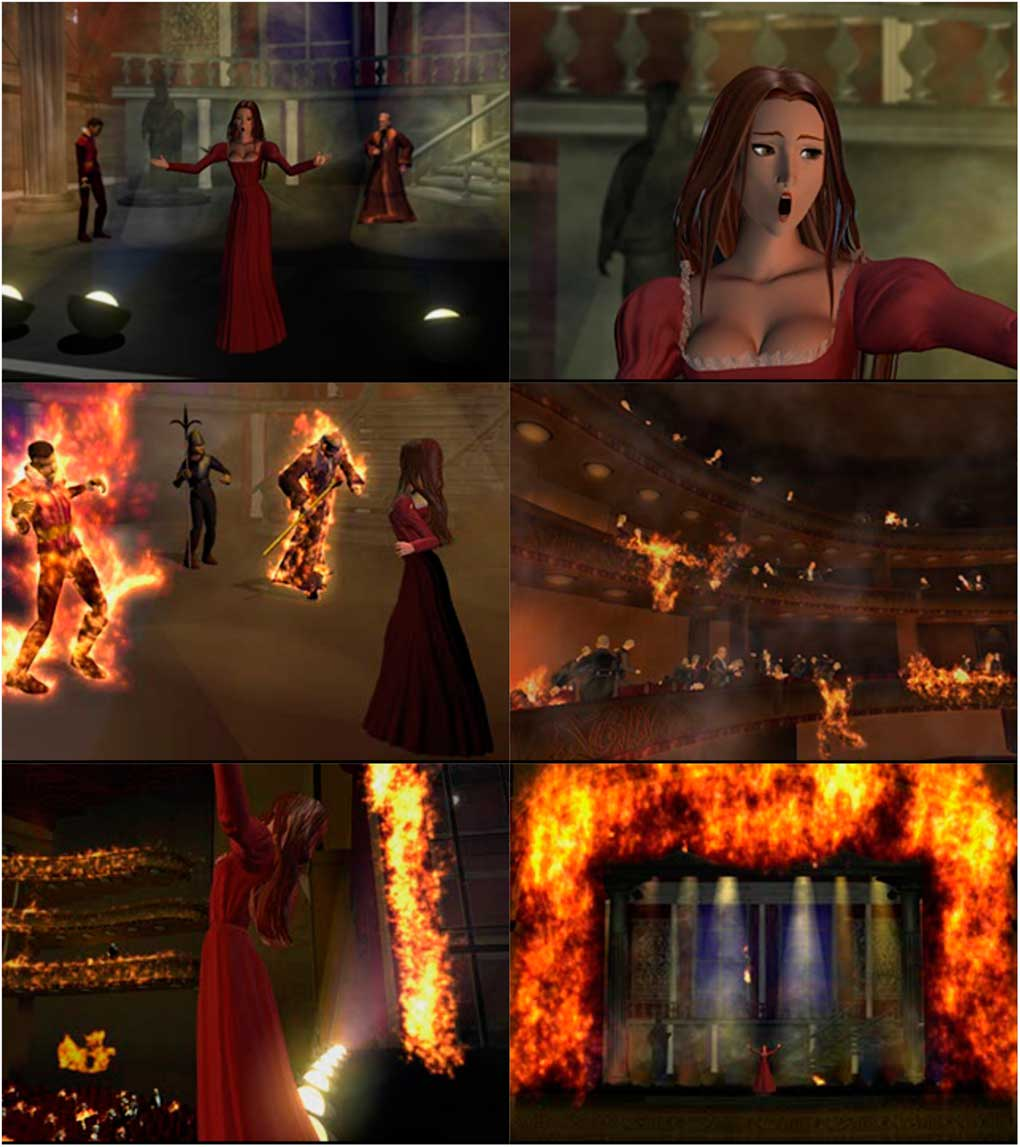Opera Scenes In Video Games Hitmen Divas And Wagner S Werewolves