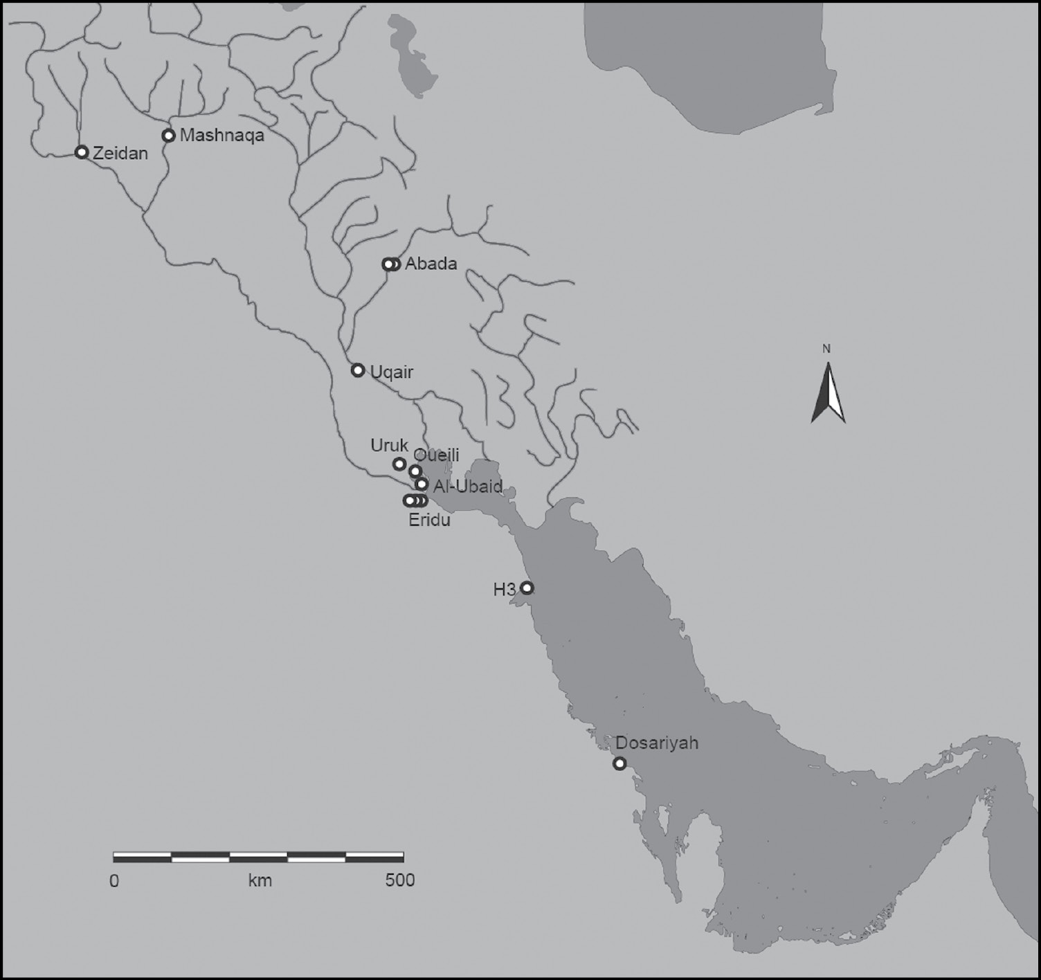 Globalising Interactions in the Arabian Neolithic and the