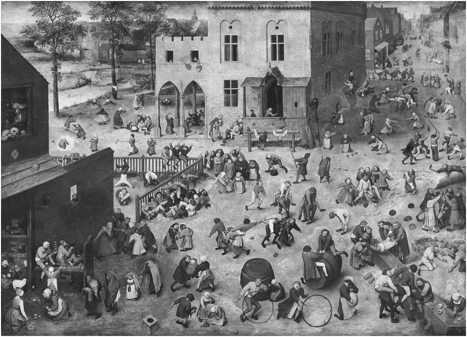 Children at Play in Western Europe, 1500–1800 (Chapter 16