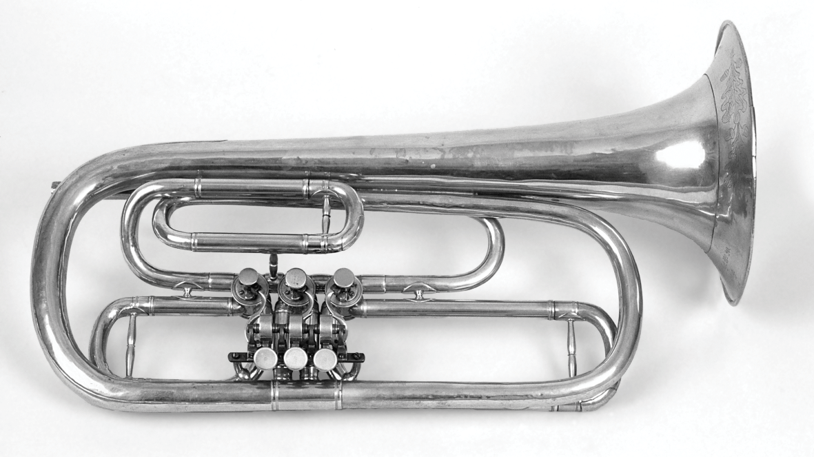B - The Cambridge Encyclopedia of Brass Instruments