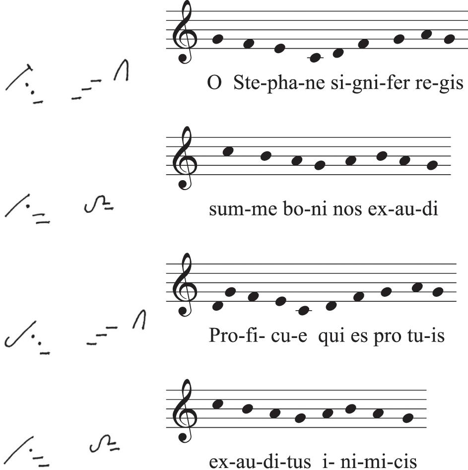 Musical Literacy (Part I) - Writing Sounds in Carolingian Europe