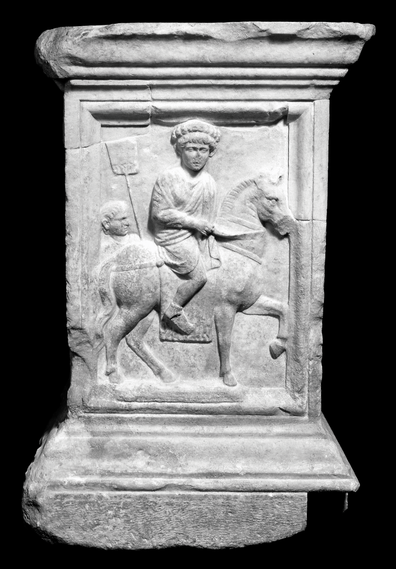Equestrians on Display (Part III) - A History of the Roman