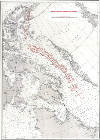 Why Does Canada Have So Many Unresolved Maritime Boundary