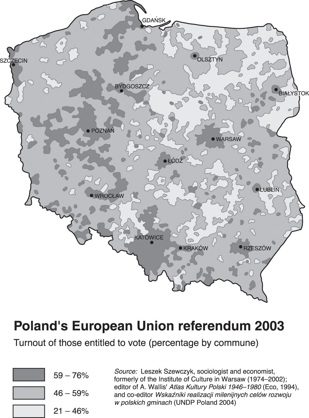 Poland, after 1795 (Part II) - A Concise History of Poland