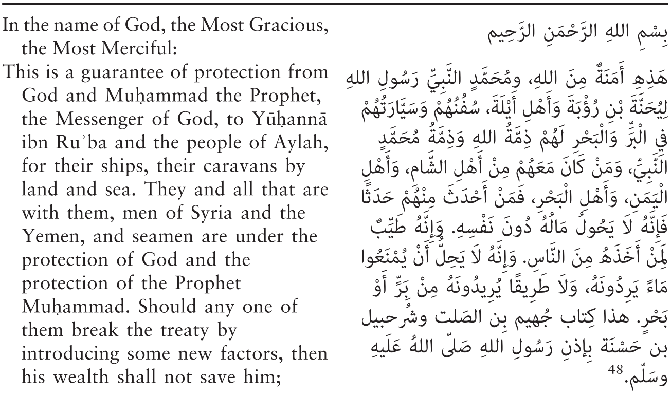 Freedom Of The Seas Chapter 1 Islamic Law Of The Sea