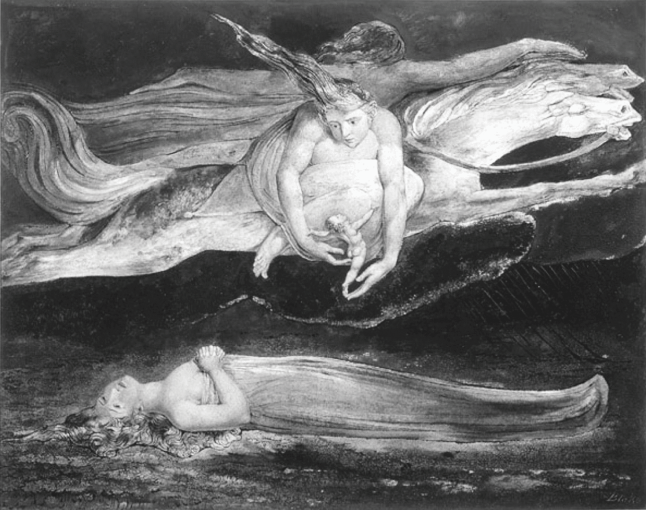 Creative Cross-Currents (Part III) - William Blake in Context