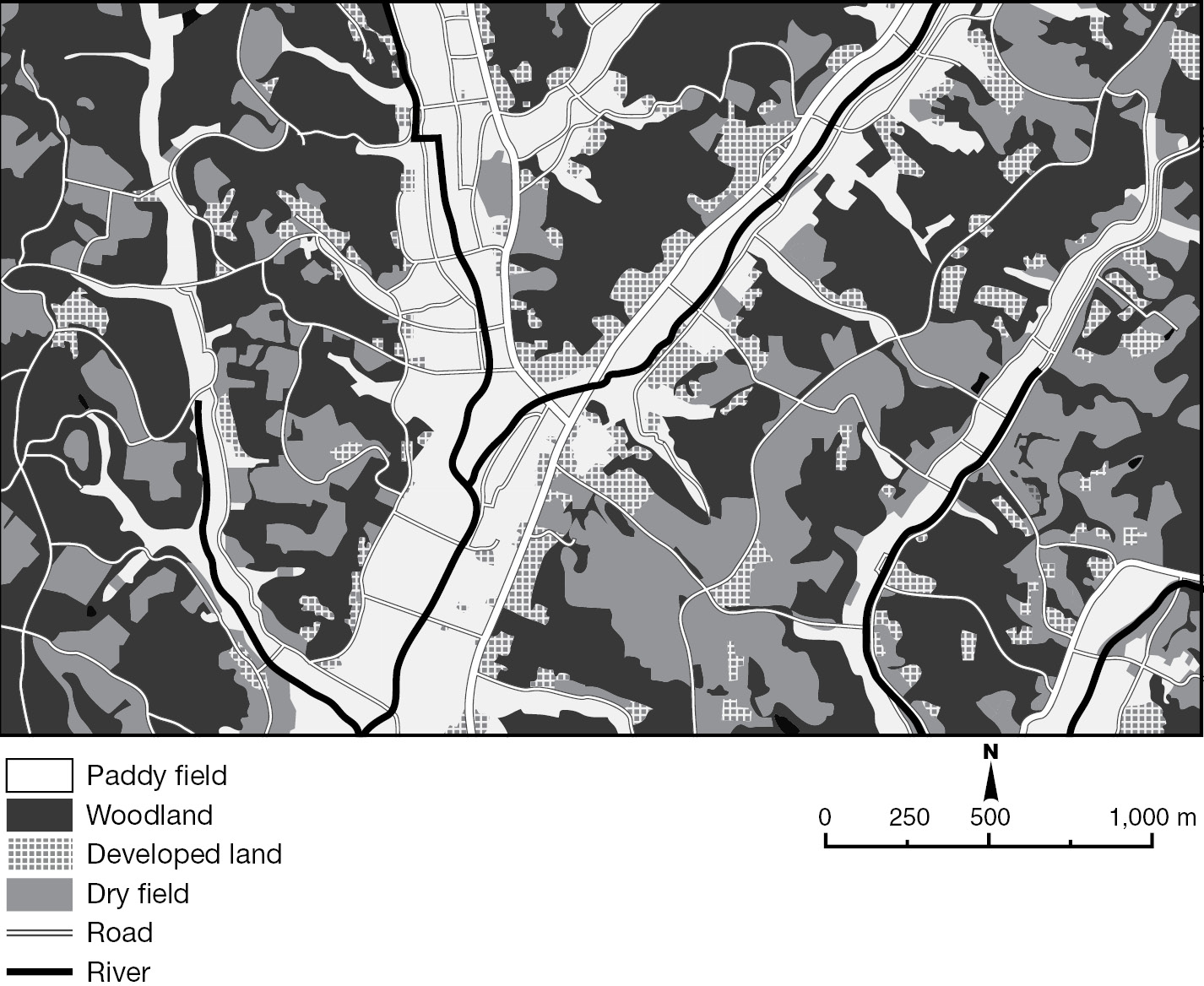 Ecological Dimensions Of Towns Part Ii Towns Ecology