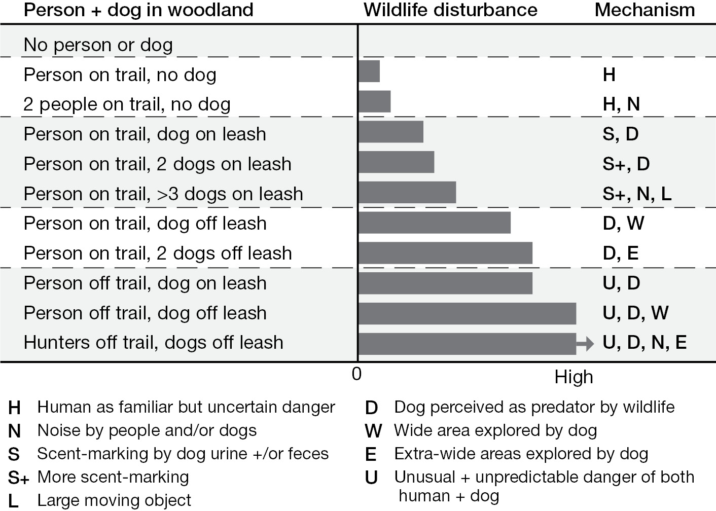 Patterns of Wildlife and Other Animals (Chapter 8) - Towns
