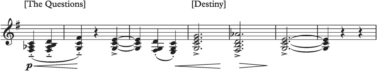 Character and Emotion (Part III) - Music and Victorian