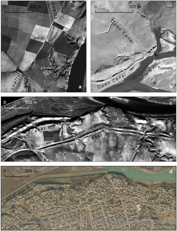 Near Eastern Landscapes and Declassified U2 Aerial Imagery