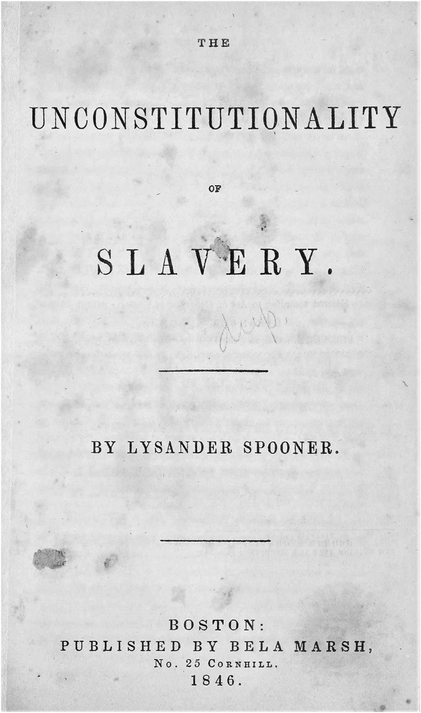 The Original Intent of the Slaveholding Founders (Chapter 1