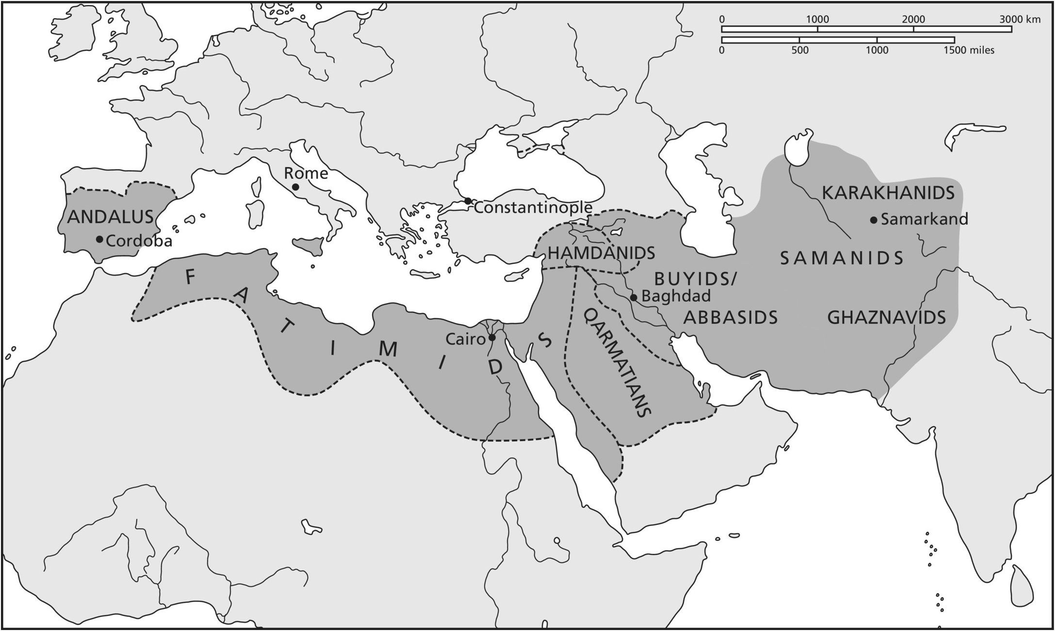 Picture of: History Part Ii Islam Authoritarianism And Underdevelopment