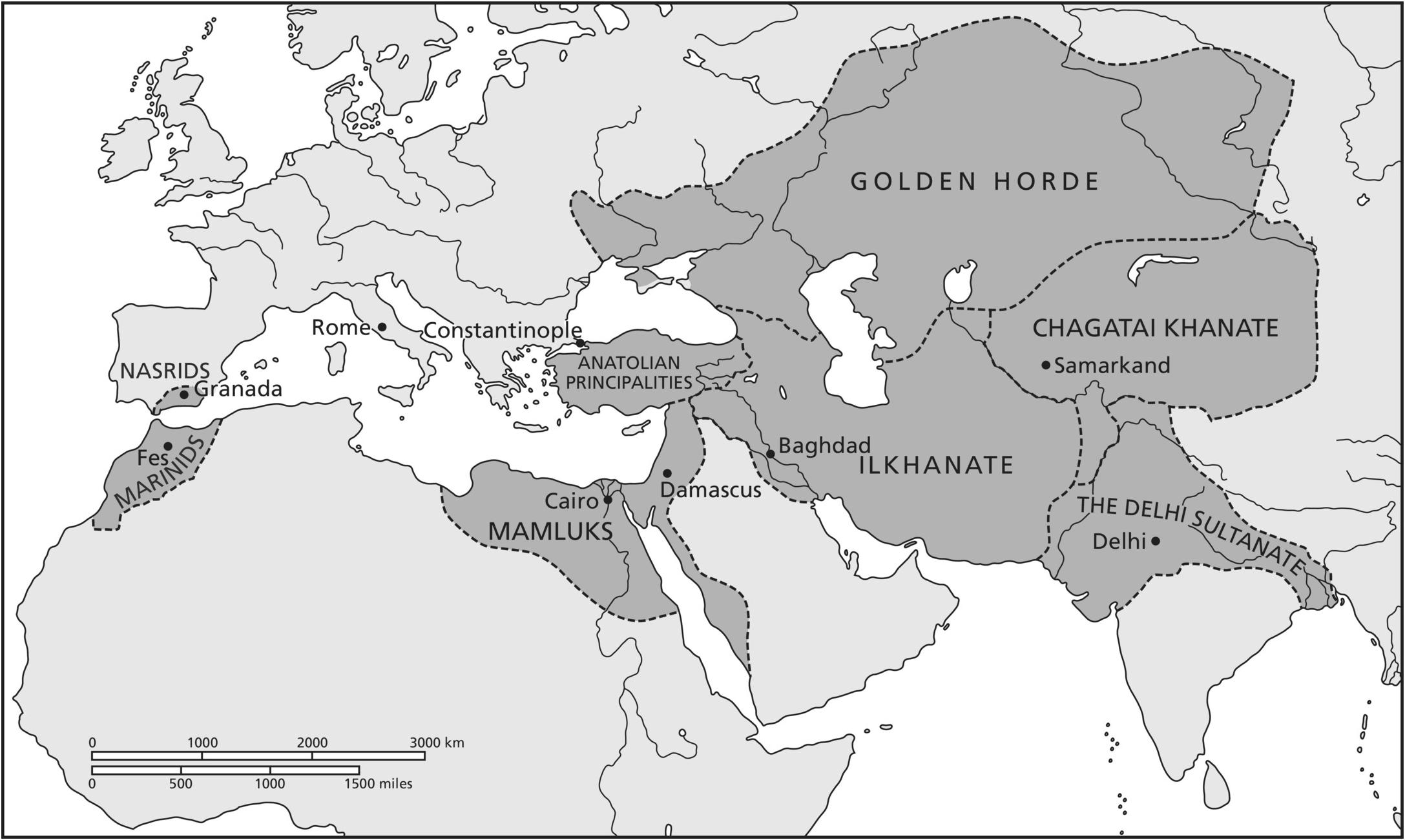 History (Part II) - Islam, Authoritarianism, and