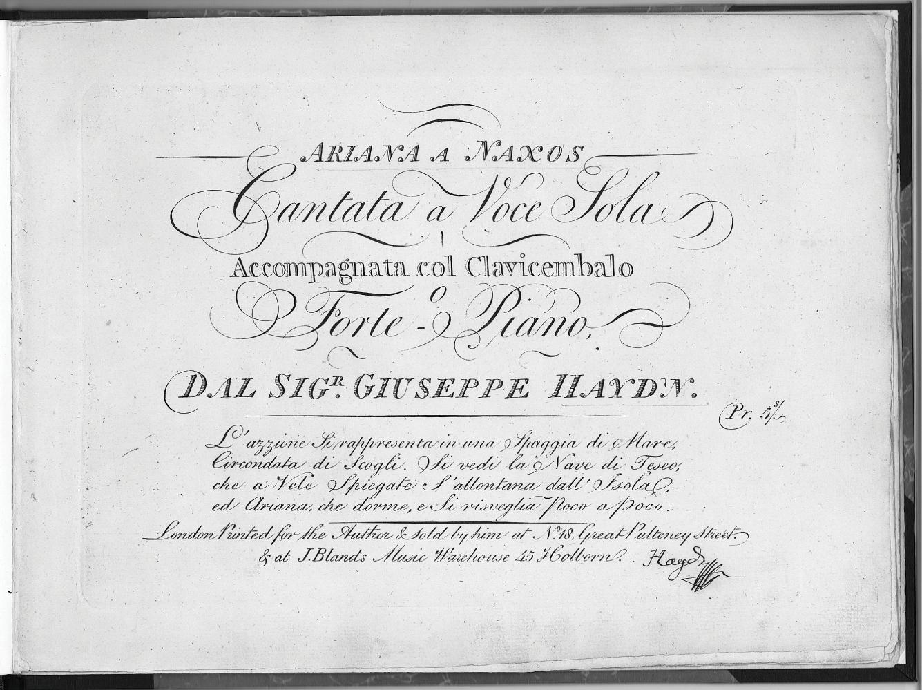P - The Cambridge Haydn Encyclopedia