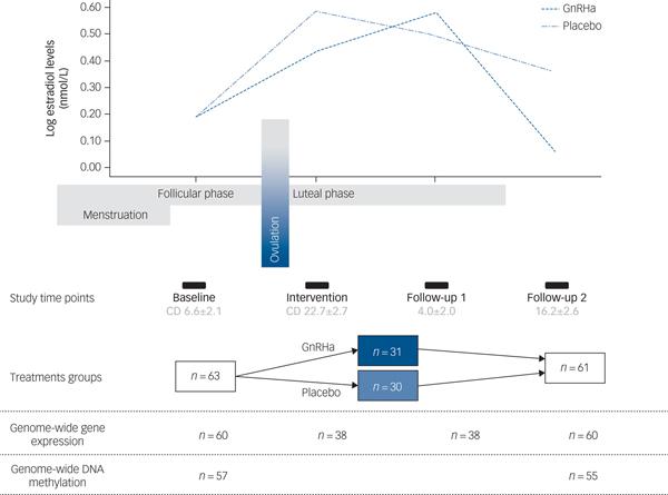 Evidence for oestrogen sensitivity in perinatal depression