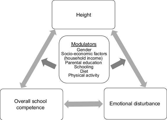Household and schooling rather than diet offset the adverse ...
