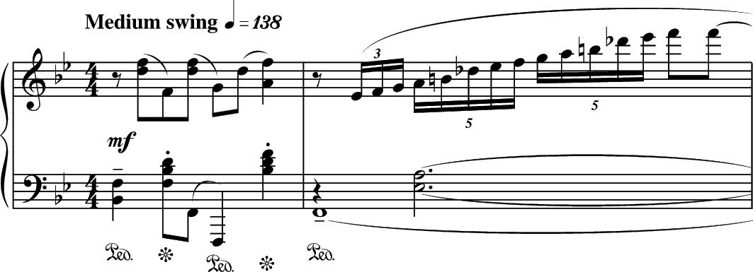 Duke Ellington and the world of jazz piano (Chapter 13