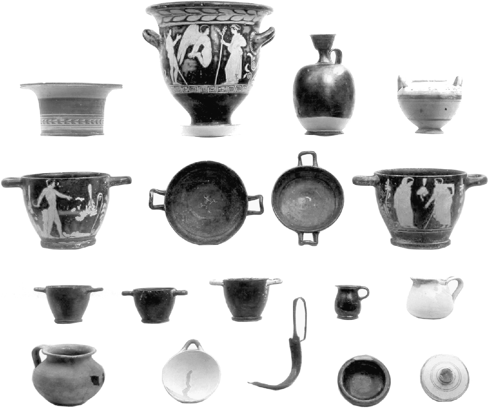 Pottery In Context Italic Sites Part Iii The Italic People Of Ancient Apulia