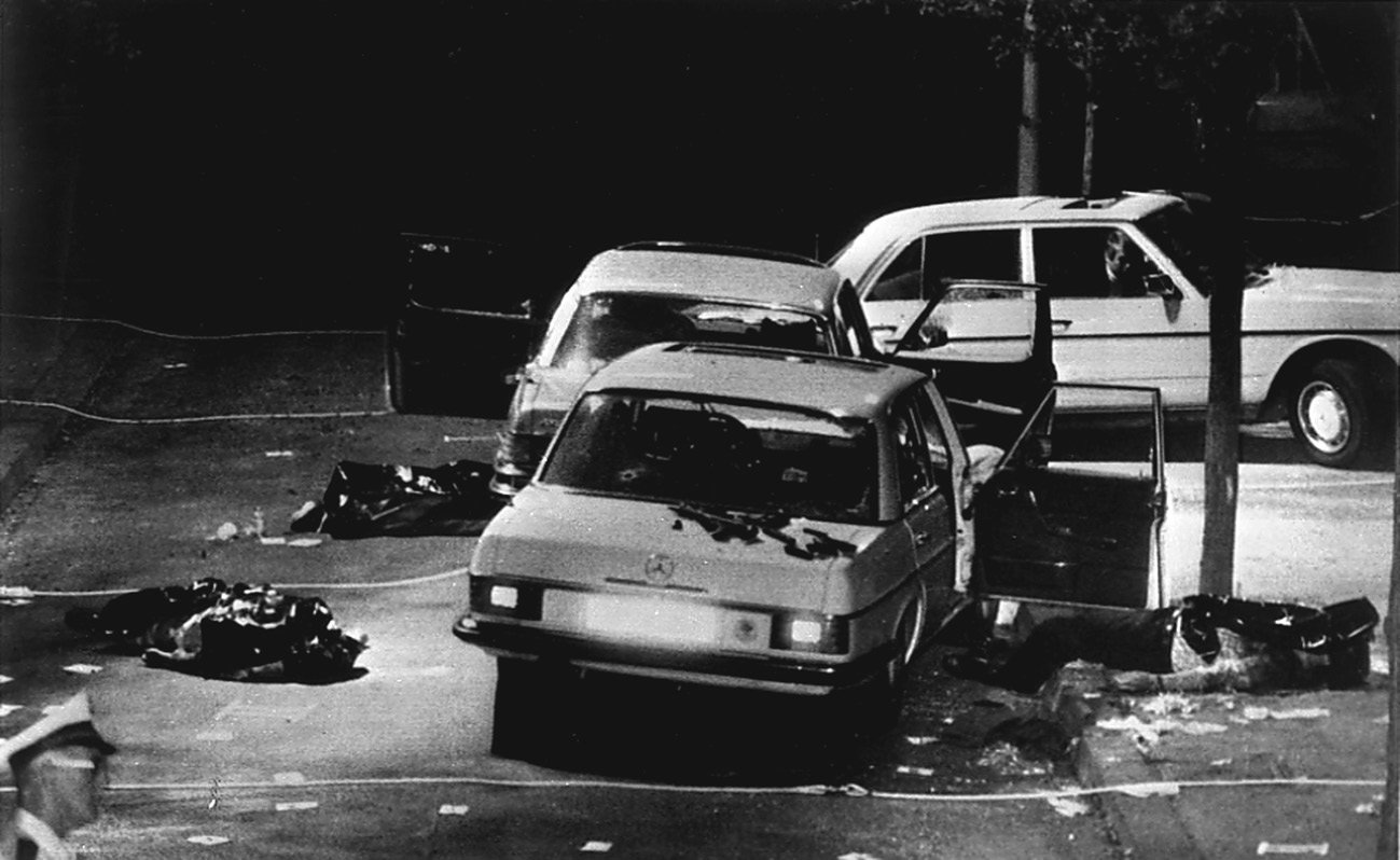The German Autumn, 1977 (Chapter 5) - Terror and Democracy