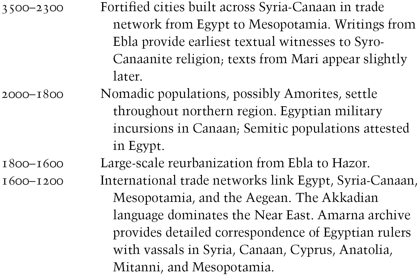 Part I - The Cambridge Companion to Ancient Mediterranean