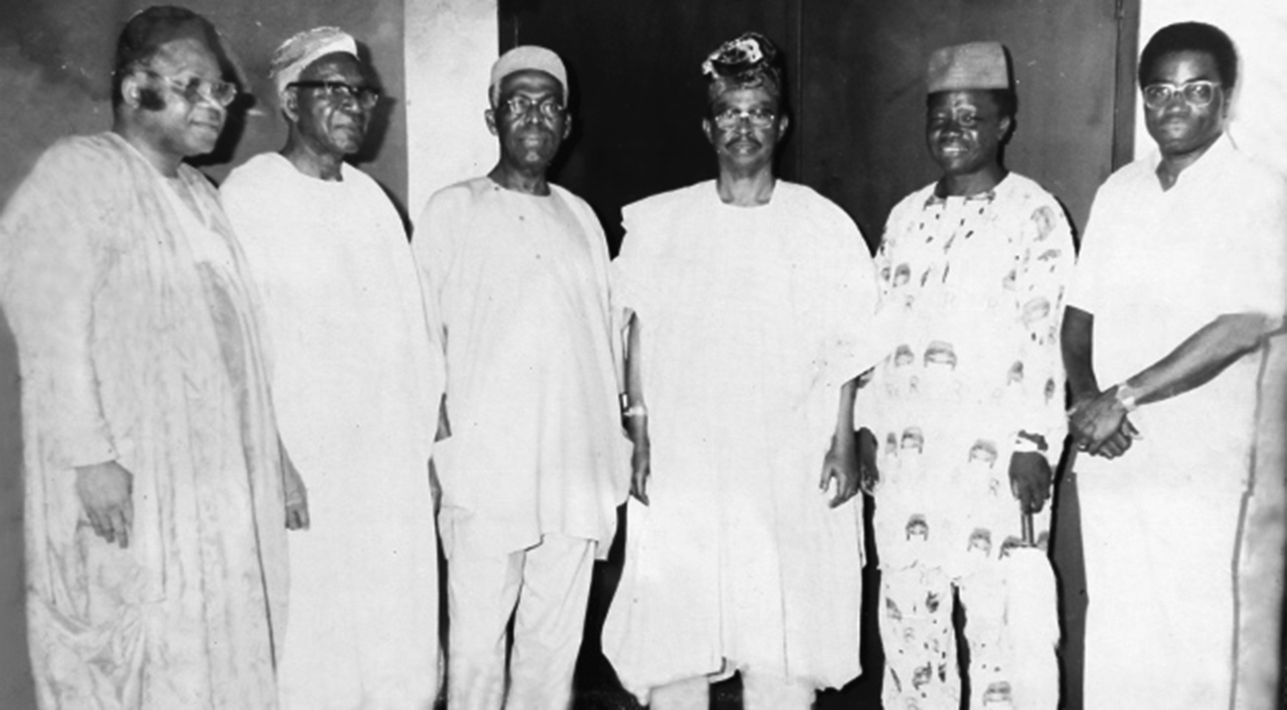 Image result for DOCUMENTARY of ALHAJI LATEEF JAKANDE