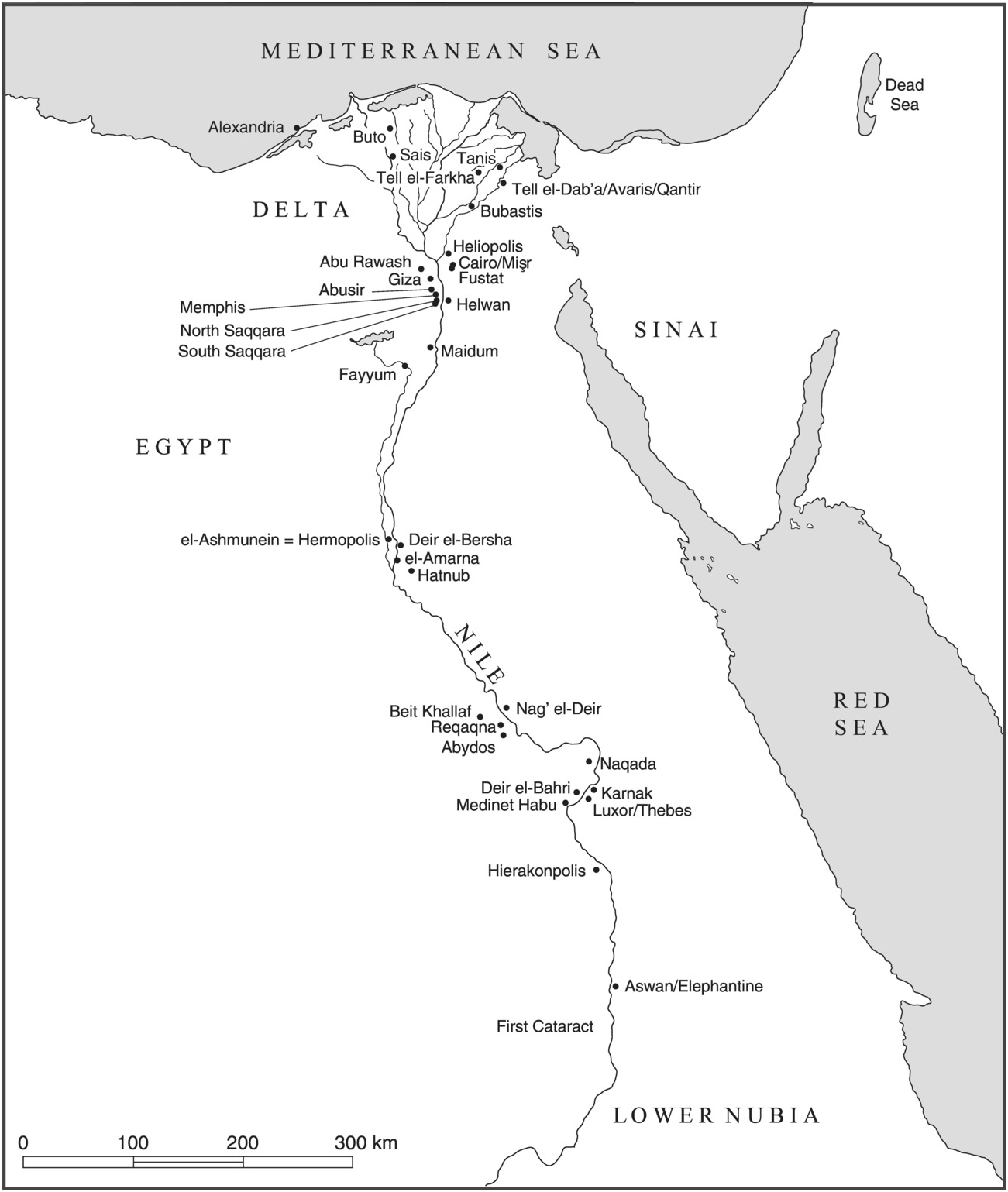 Ancient Egyptian cities: monumentality and performance