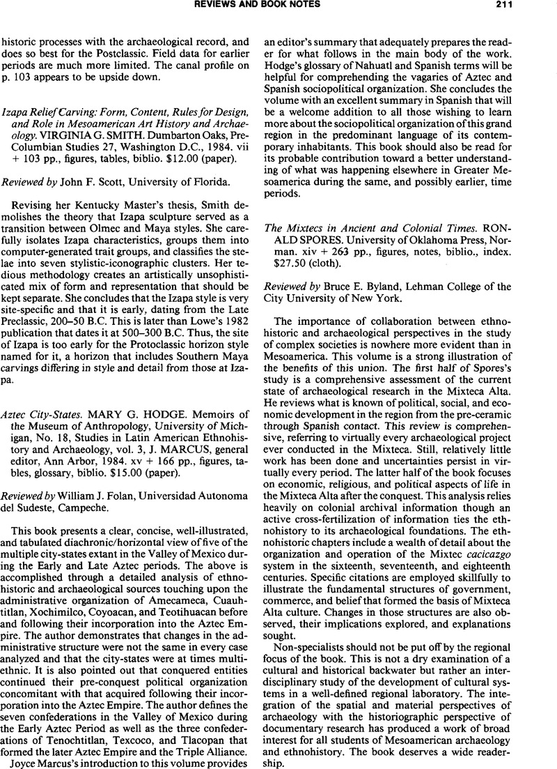 Aztec City States Mary G Hodge Memoirs Of The Museum Del Press Release Captcha