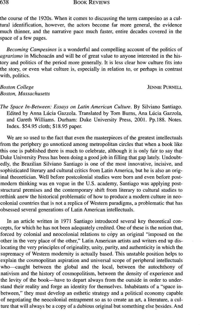 Thesis For Narrative Essay Captcha  Example Of Essay With Thesis Statement also Example Of An Essay Paper The Space Inbetween Essays On Latin American Culture By Silviano  English Essay Internet
