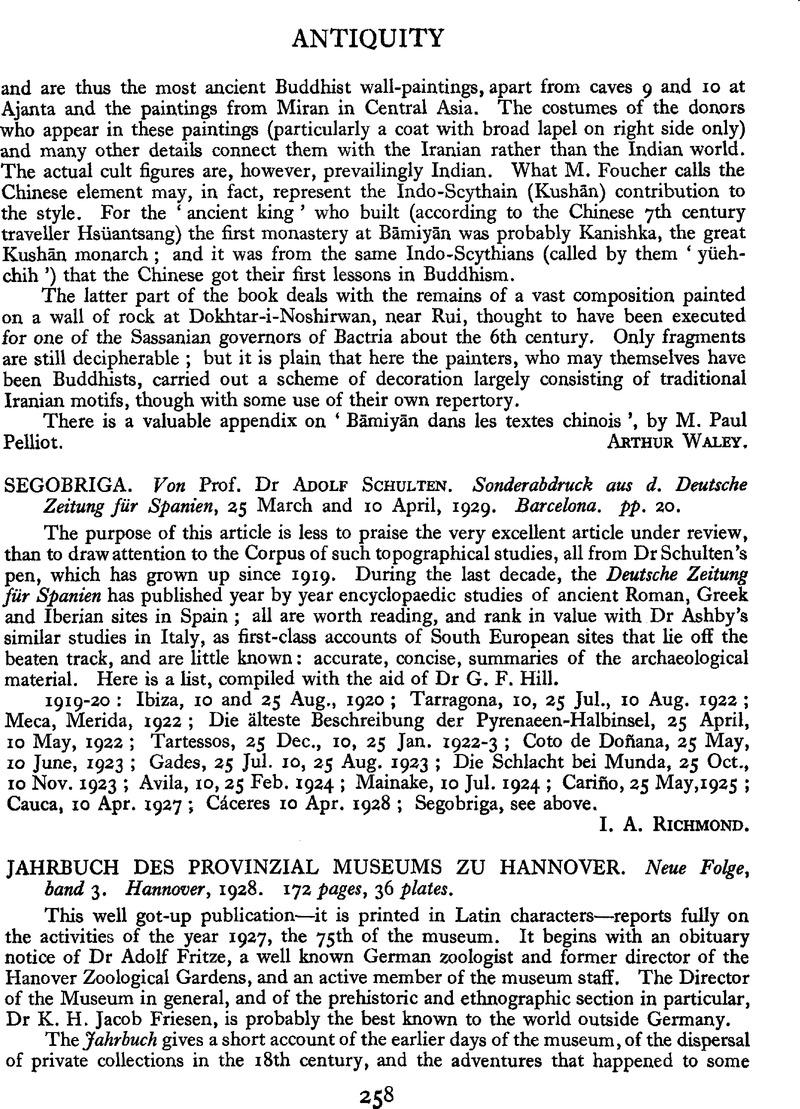 10 april 1929