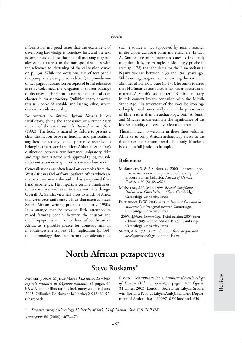 Pages 269 Wiring Library Bunn Vp 17 Diagram North African Perspectives Michel Janon Jean Marie Gassend