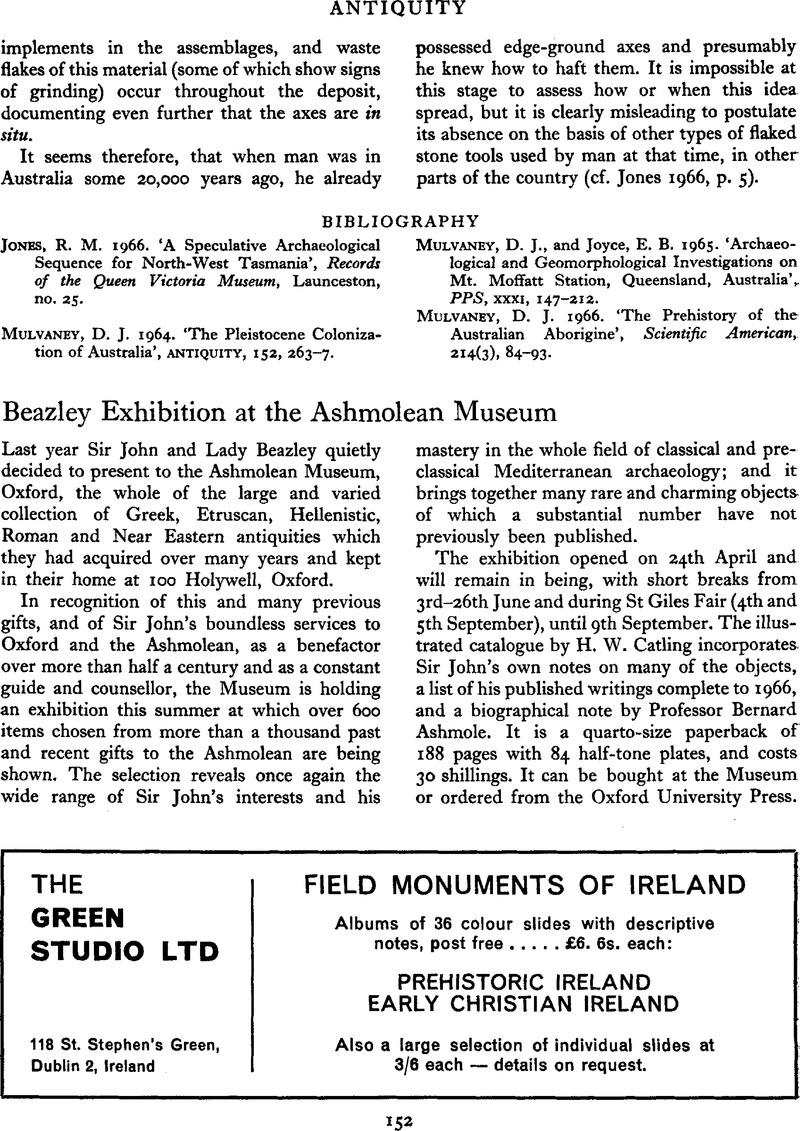 Beazley Exhibition at the Ashmolean Museum   Antiquity