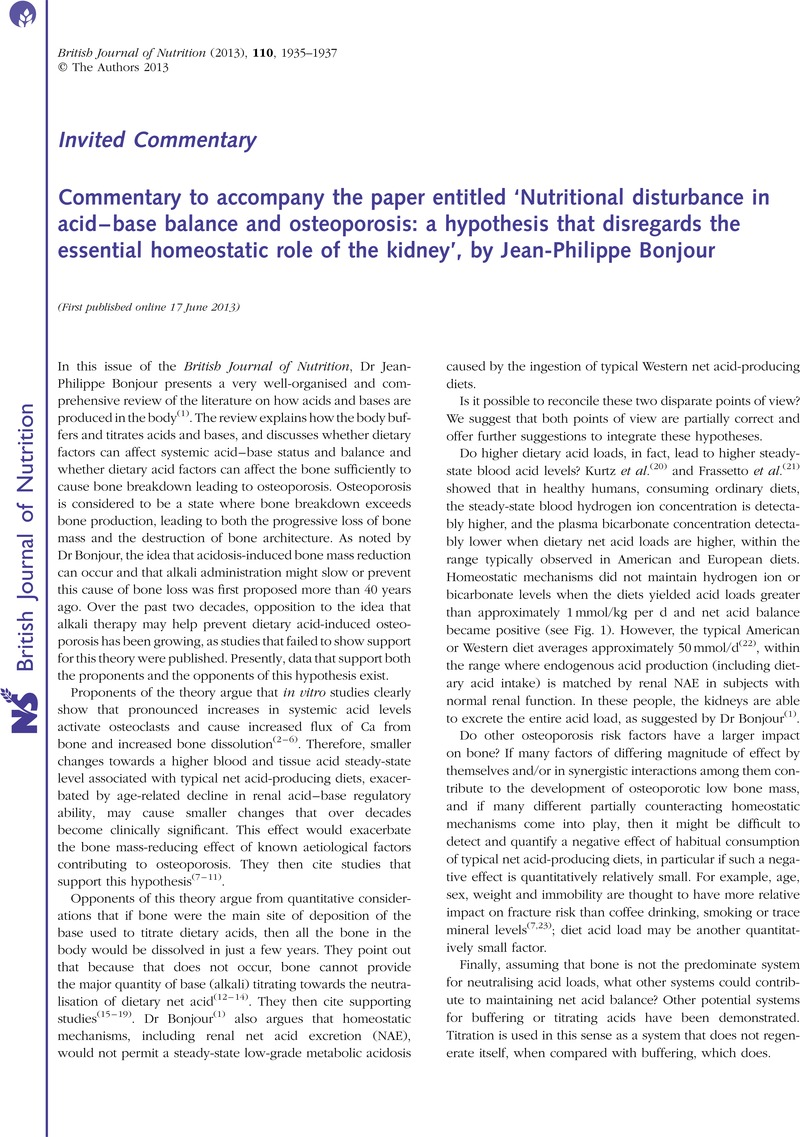 osteoporosis paper