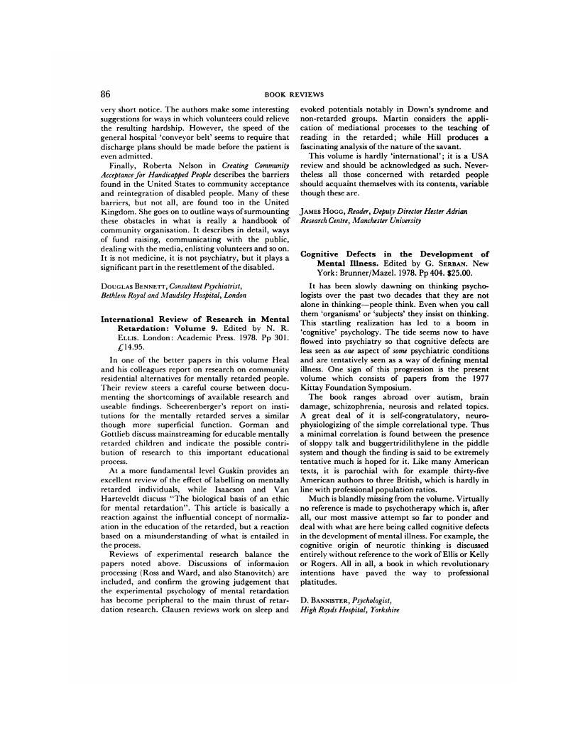 Phd thesis on mental retardation