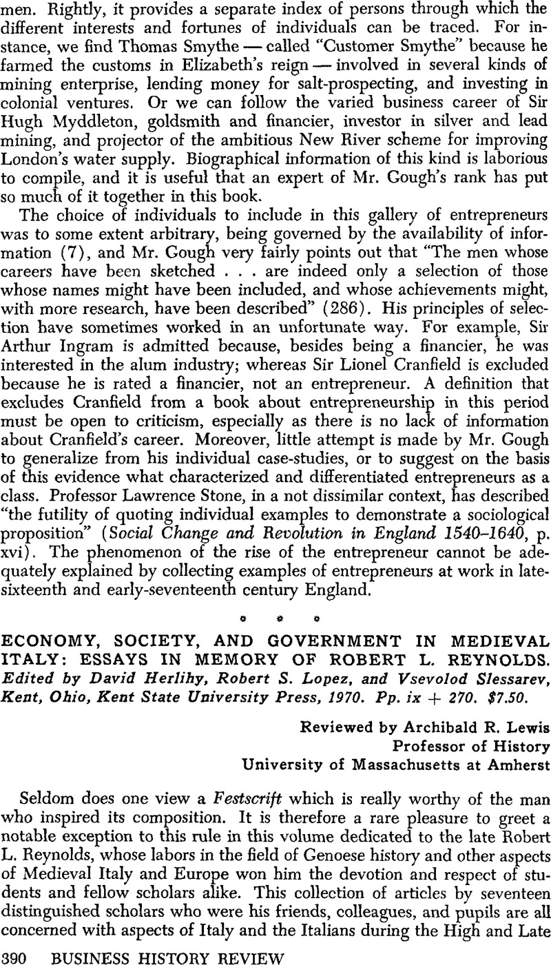 Health Promotion Essay Economy Society And Government In Medieval Italy Essays In Memory Of  Robert L Reynolds Edited By David Herlihy Robert S Lopez And Vsevolod  Slessarev  Examples Of Essay Papers also Short Essays For High School Students Economy Society And Government In Medieval Italy Essays In Memory  Essay On Library In English