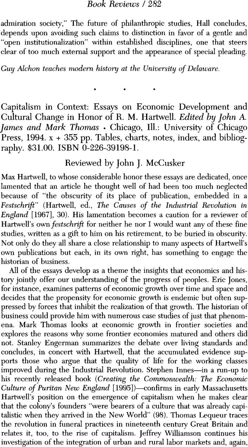 Capitalism In Context Essays On Economic Development And Cultural  Captcha