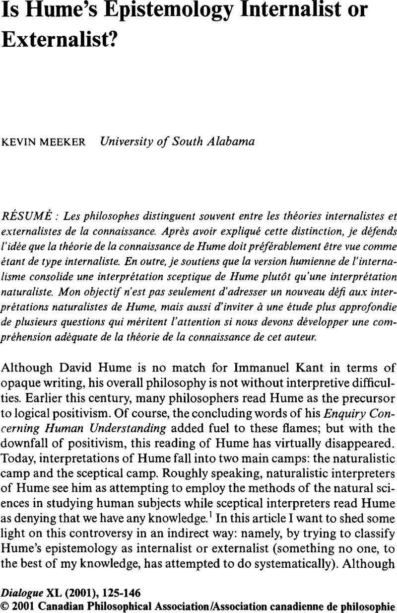 David hume epistemology philosophy paper social networking resume