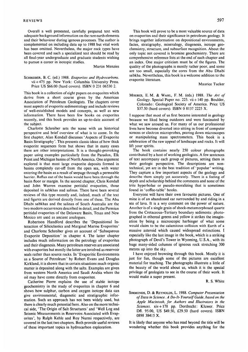 Schreiber b ced 1988 evaporites and hydrocarbons vi 475 pp captcha solutioingenieria Gallery