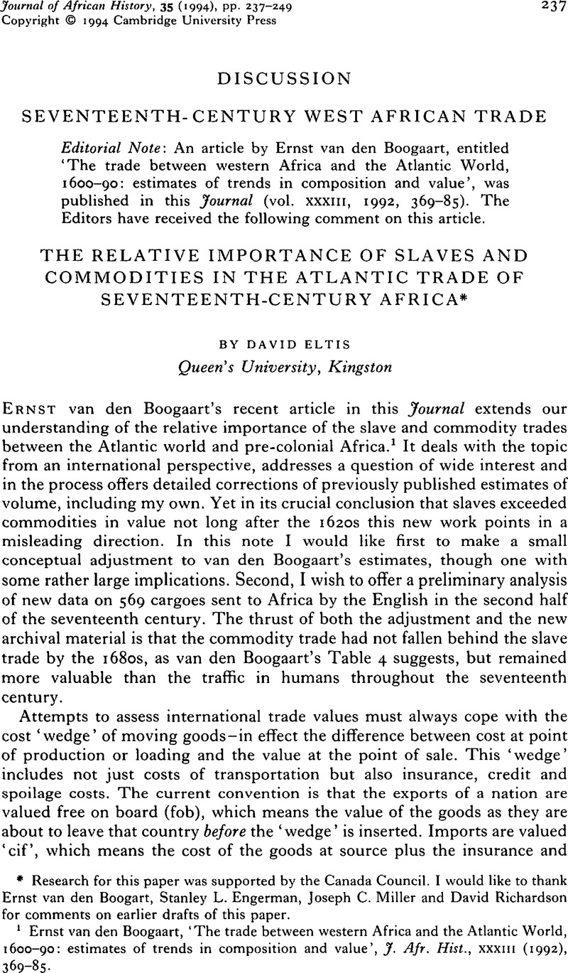 how was slavery established in the western atlantic world