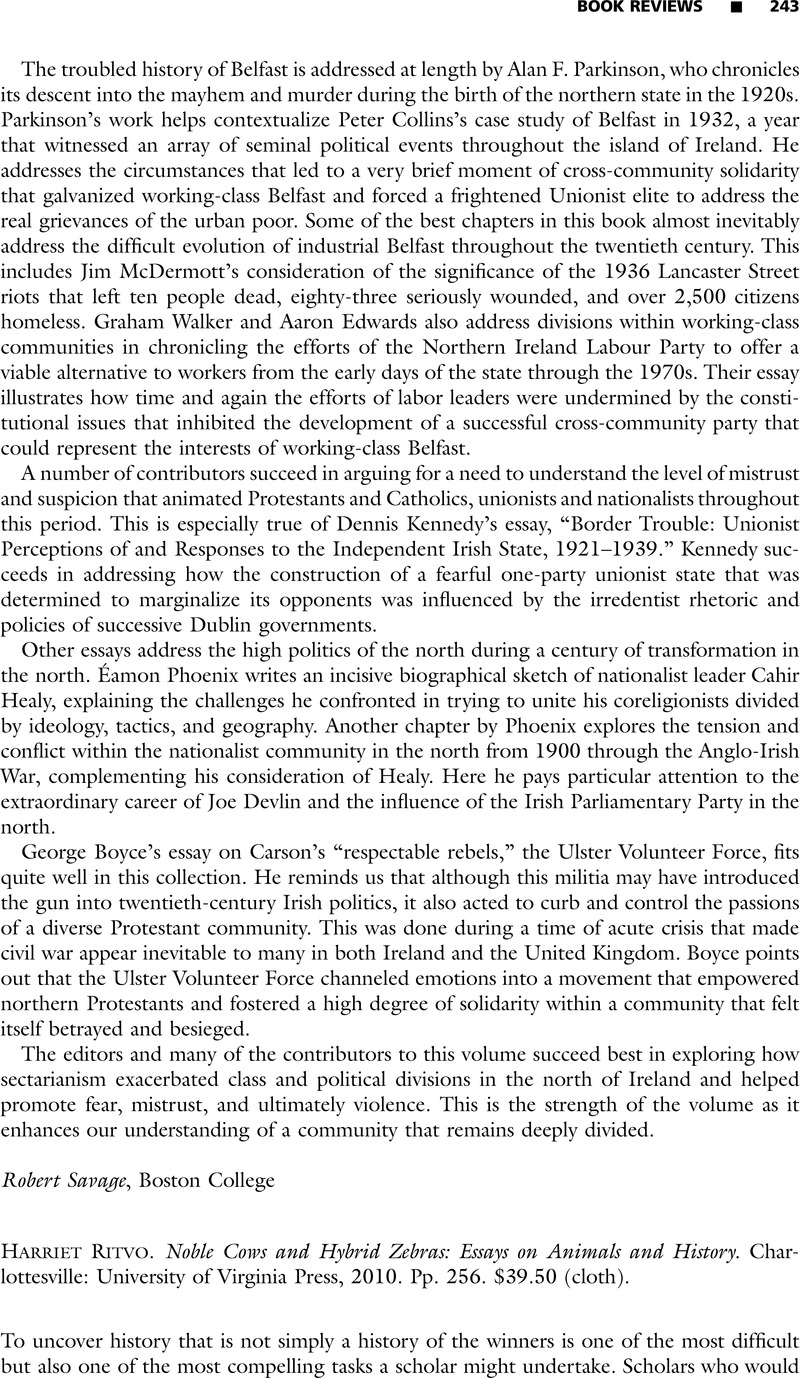Locavores Synthesis Essay Harriet Ritvo Noble Cows And Hybrid Zebras Essays On Animals And History  Charlottesville University Of Virginia Press  Pp    Cloth English Essay Topics For Students also Essay For High School Application Examples Harriet Ritvo Noble Cows And Hybrid Zebras Essays On Animals And  Sample English Essay