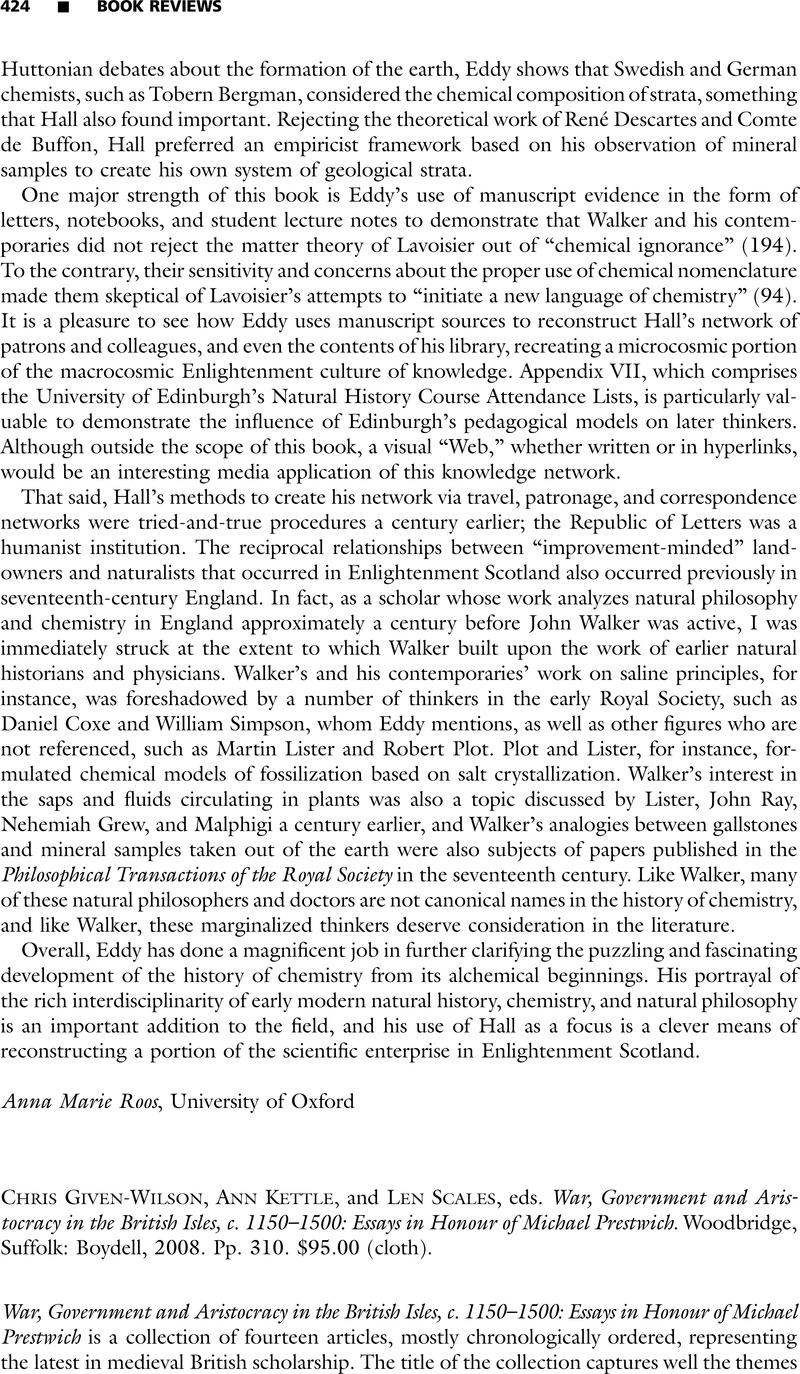 Chris Given-Wilson, Ann Kettle, and Len Scales, eds  War