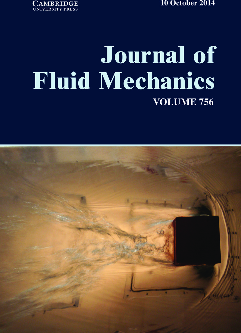 FLM volume 756 Cover and Front matter | Journal of Fluid
