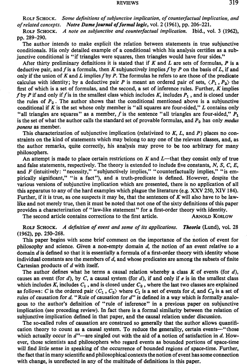Schock rolf a definition of event and some of its applications schock rolf a definition of event and some of its applications theoria lund vol 28 1962 pp 250268 biocorpaavc Images